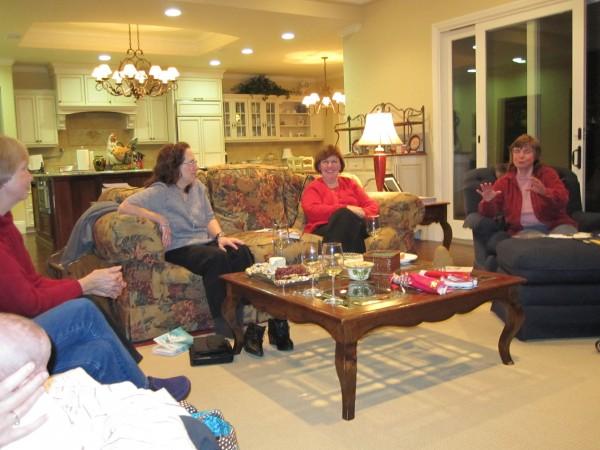 Sue Daley's book club